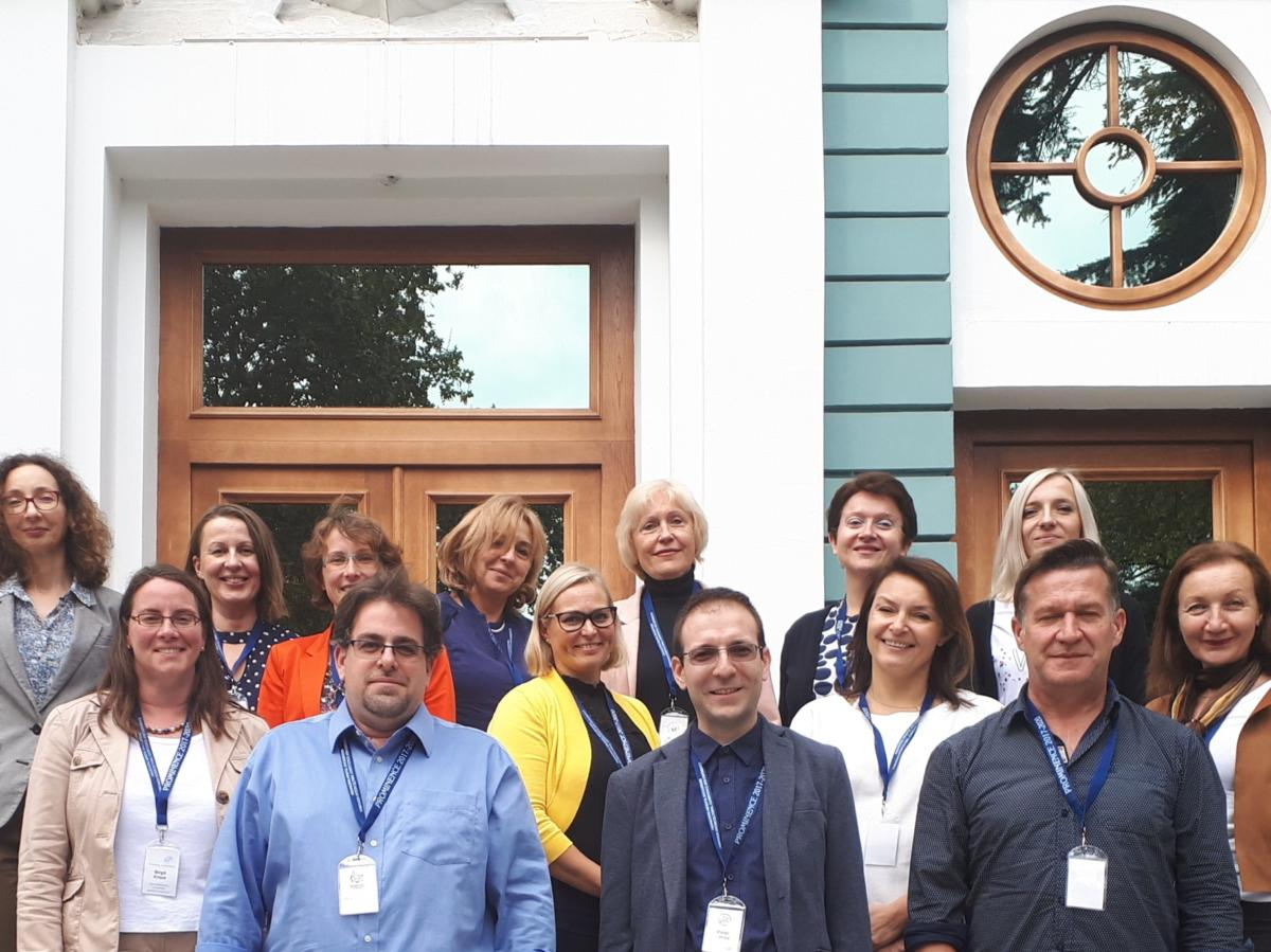 Varna transnational meeting 2018